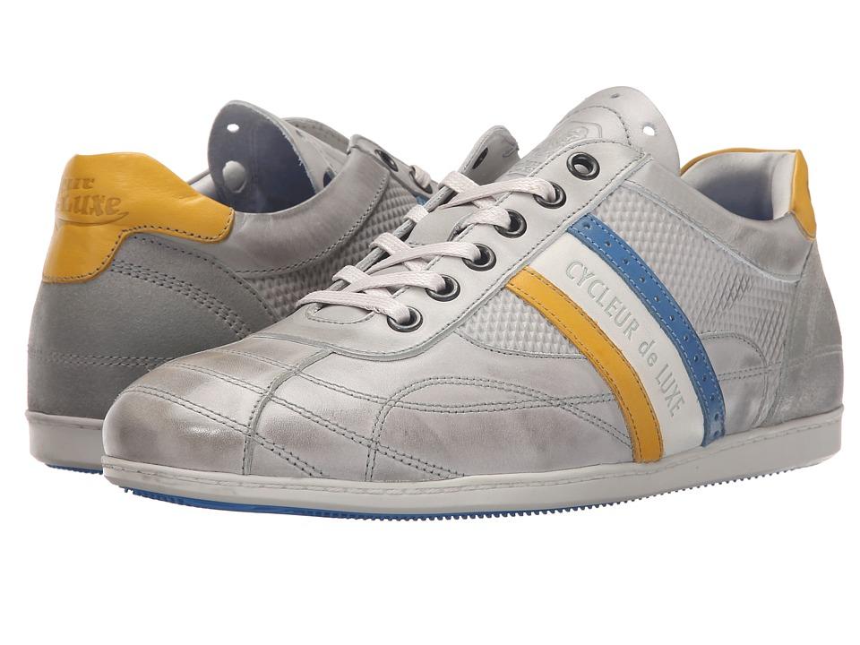 Cycleur de Luxe - Wells (Light Grey) Men's Shoes