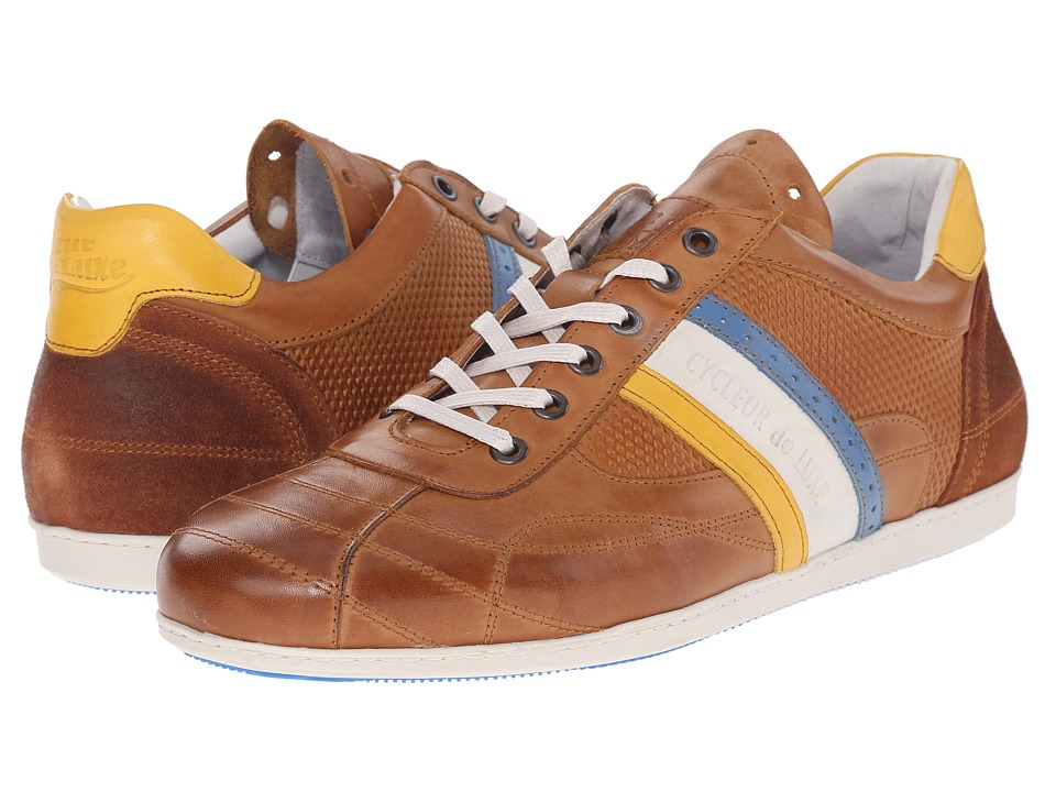 Cycleur de Luxe - Wells (Cognac) Men's Shoes