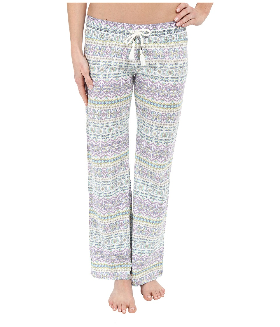P.J. Salvage - Boho Beauty Pants (Mint) Women's Pajama