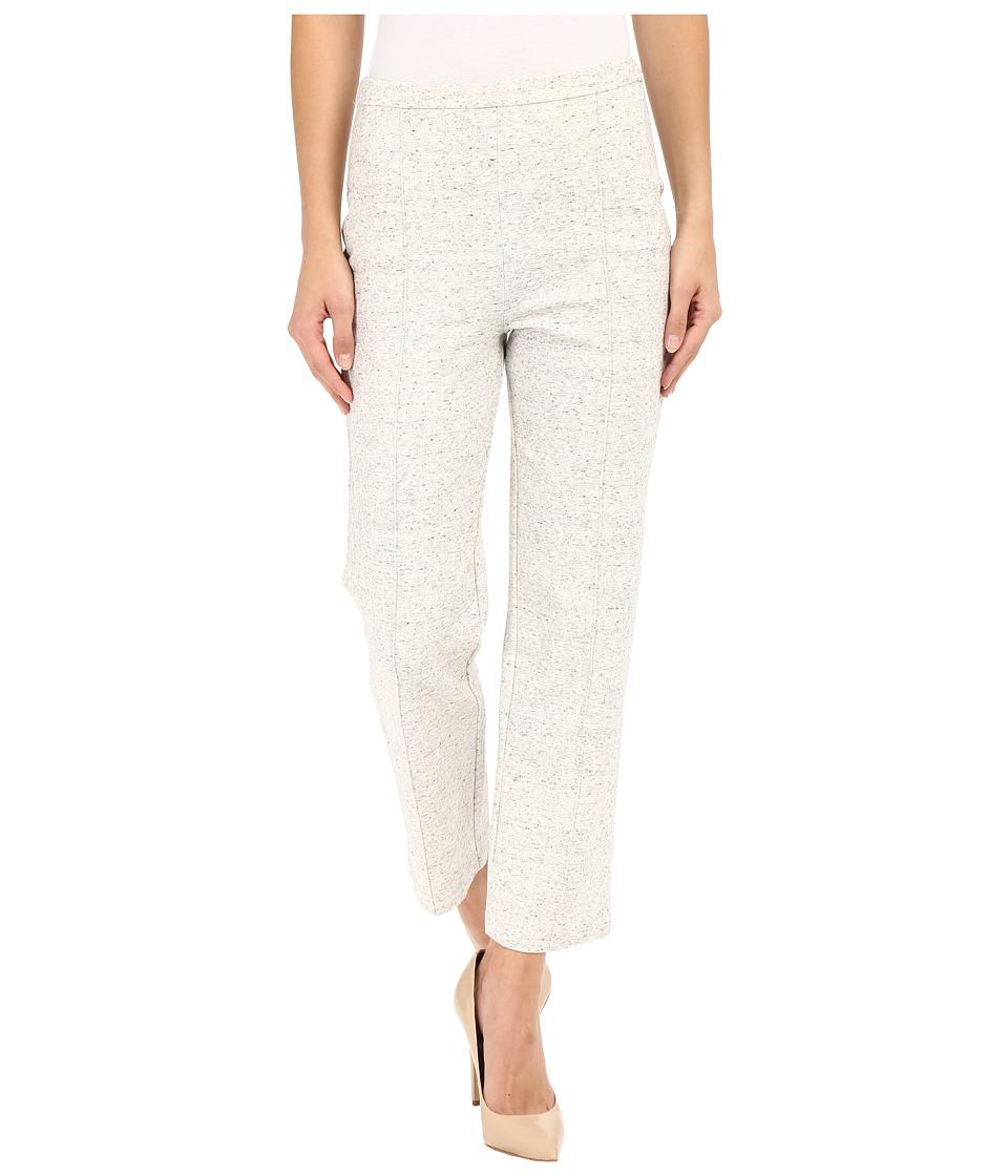 Lysse - Ponte Crop Trousers (Stonewash) Women's Casual Pants