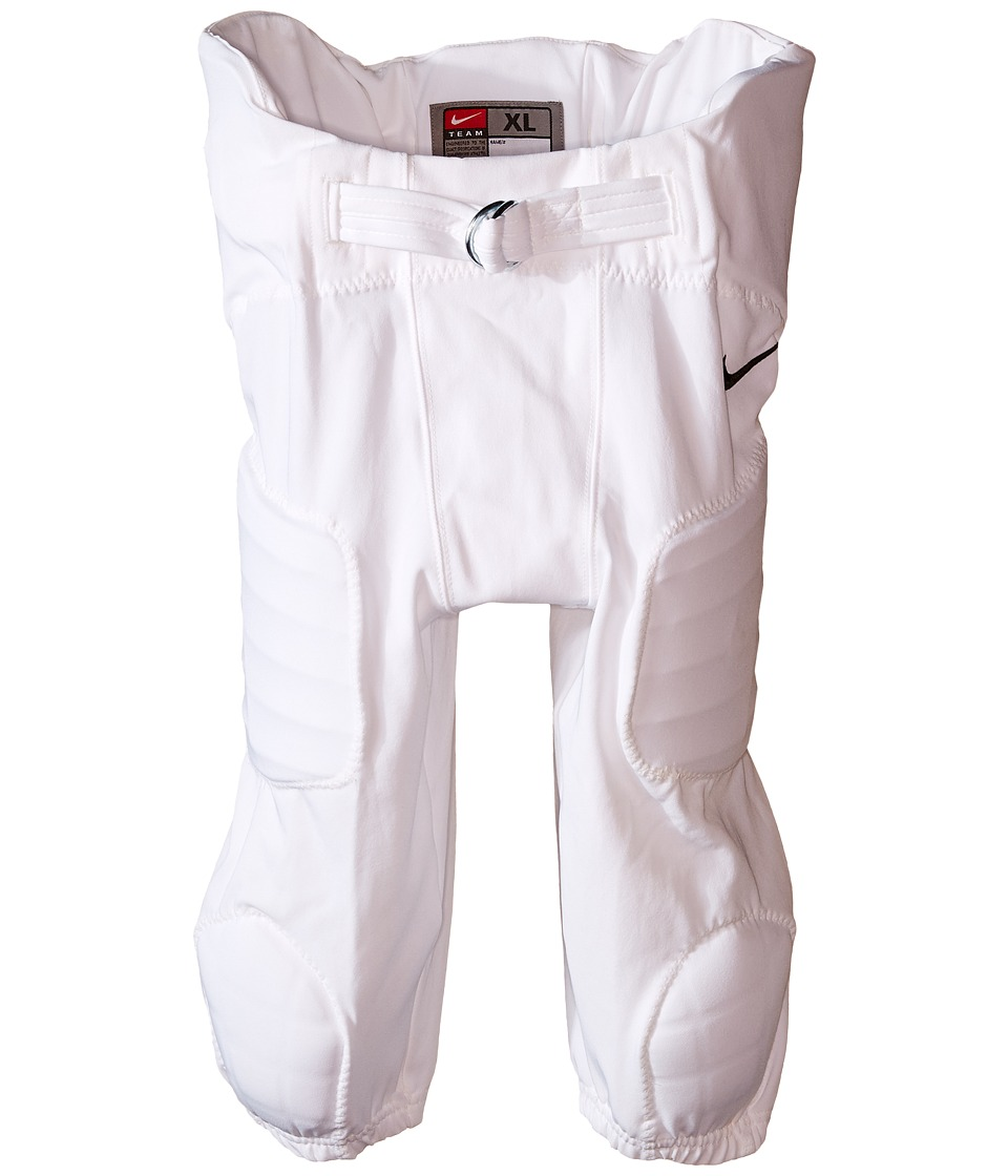 Nike Kids - Hyperstong Integrated Pants (Big Kids) (Team White/Team Black) Boy's Casual Pants