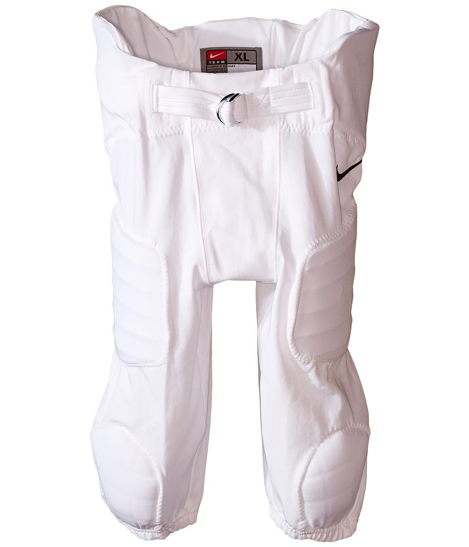 Nike Kids - Hyperstong Integrated Pants (Big Kids) (Team White/Team Black) Boy's Casual Pants