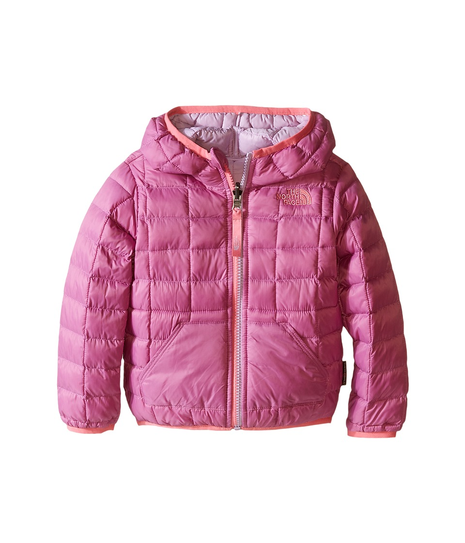 The North Face Kids - Reversible Thermoball Hoodie (Toddler) (Wisteria Purple) Kid's Sweatshirt
