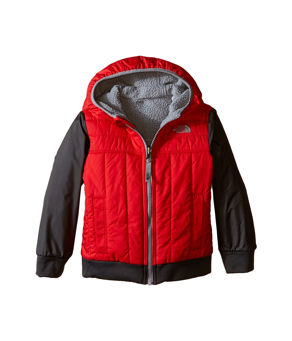 The North Face Kids - Reversible Yukon Hoodie (Toddler) (TNF Red) Boy's Sweatshirt