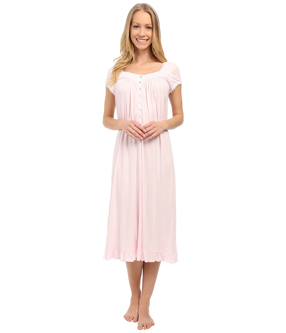 Eileen West - Group Waltz Nightgown (Solid Rose) Women's Pajama