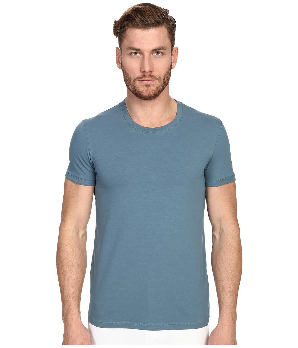 Dolce & Gabbana - Pure R-Neck T-Shirt (Emerald) Men's T Shirt