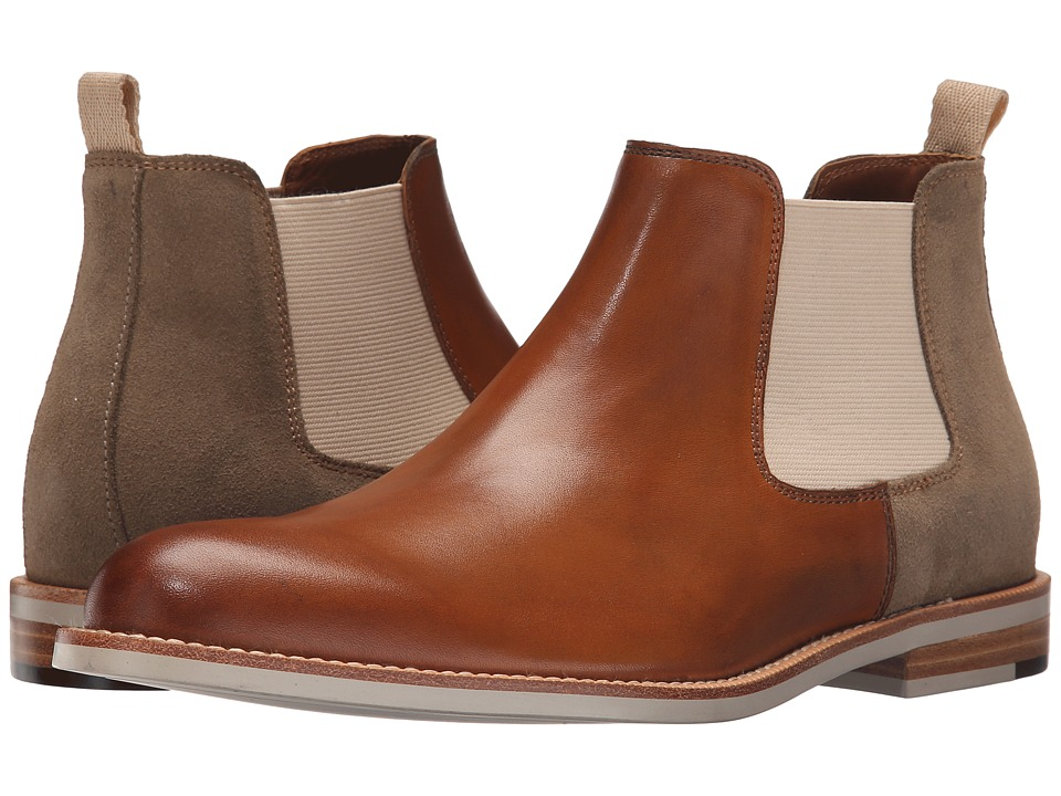 Gordon Rush - Berkley (Tan/Sand) Men's Dress Pull-on Boots