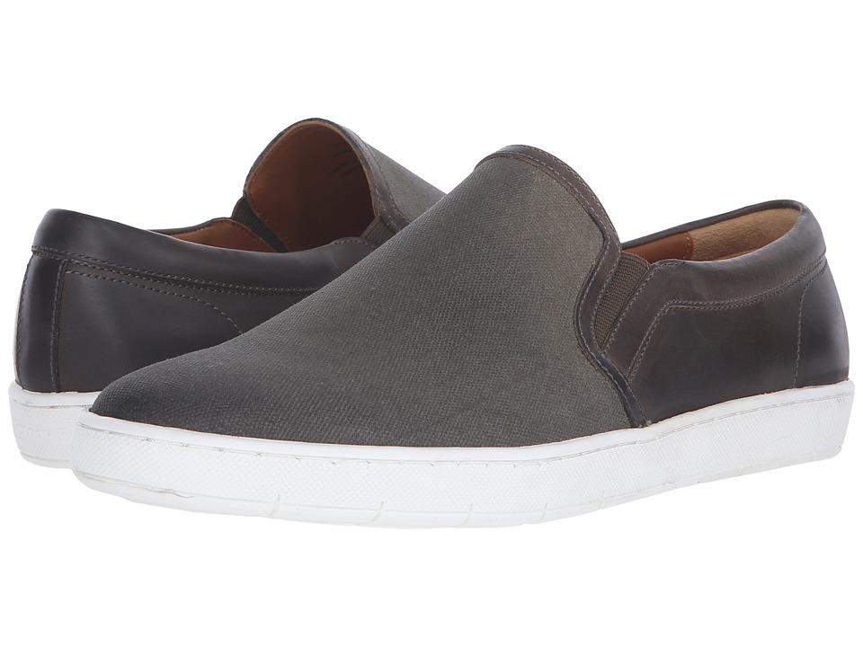 Gordon Rush - Tulley (Khaki/Khaki) Men's Slip on Shoes