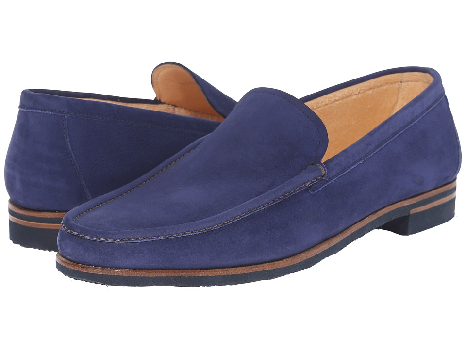 Gravati - Bridge Venetian Loafer (Jeans) Men's Slip on Shoes