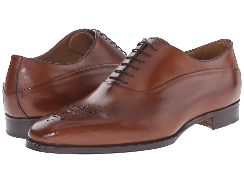 Gravati - Antique Calf 6-Eyelet (Chestnut) Men's Lace up casual Shoes