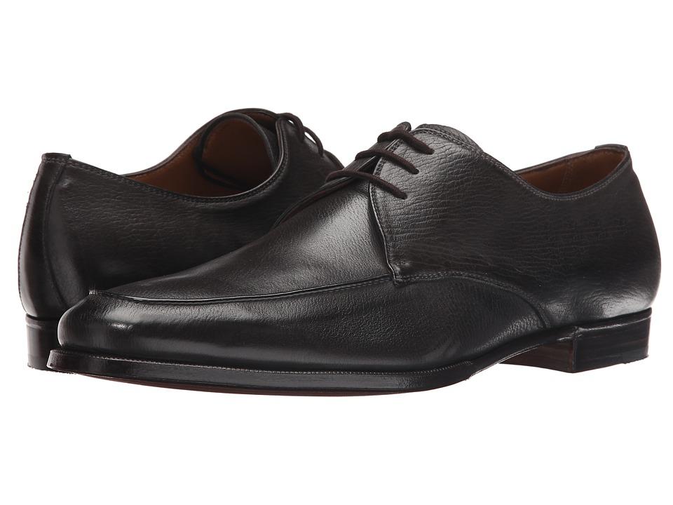 Gravati - Rodeo Calf 3-Eyelet Moc Toe (Gray) Men's Lace up casual Shoes