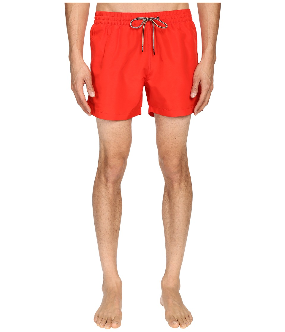 Paul Smith - Classic Swim Shorts (Red) Men's Swimwear