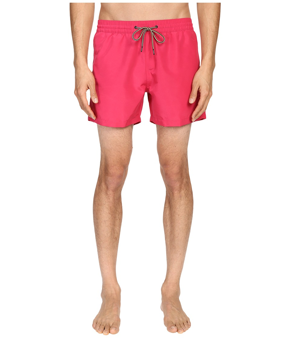 Paul Smith - Classic Swim Shorts (Fuchsia) Men's Swimwear