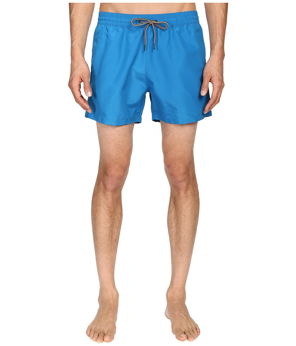 Paul Smith - Classic Swim Shorts (Teal) Men's Swimwear