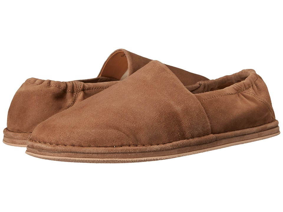 Paul Smith - Chapman Kid Suede Espadrille (Taupe) Men's Shoes