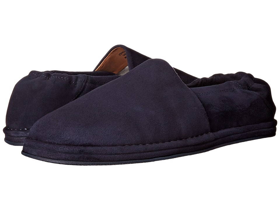 Paul Smith - Chapman Midnight Kid Suede Espadrille (Navy) Men's Shoes