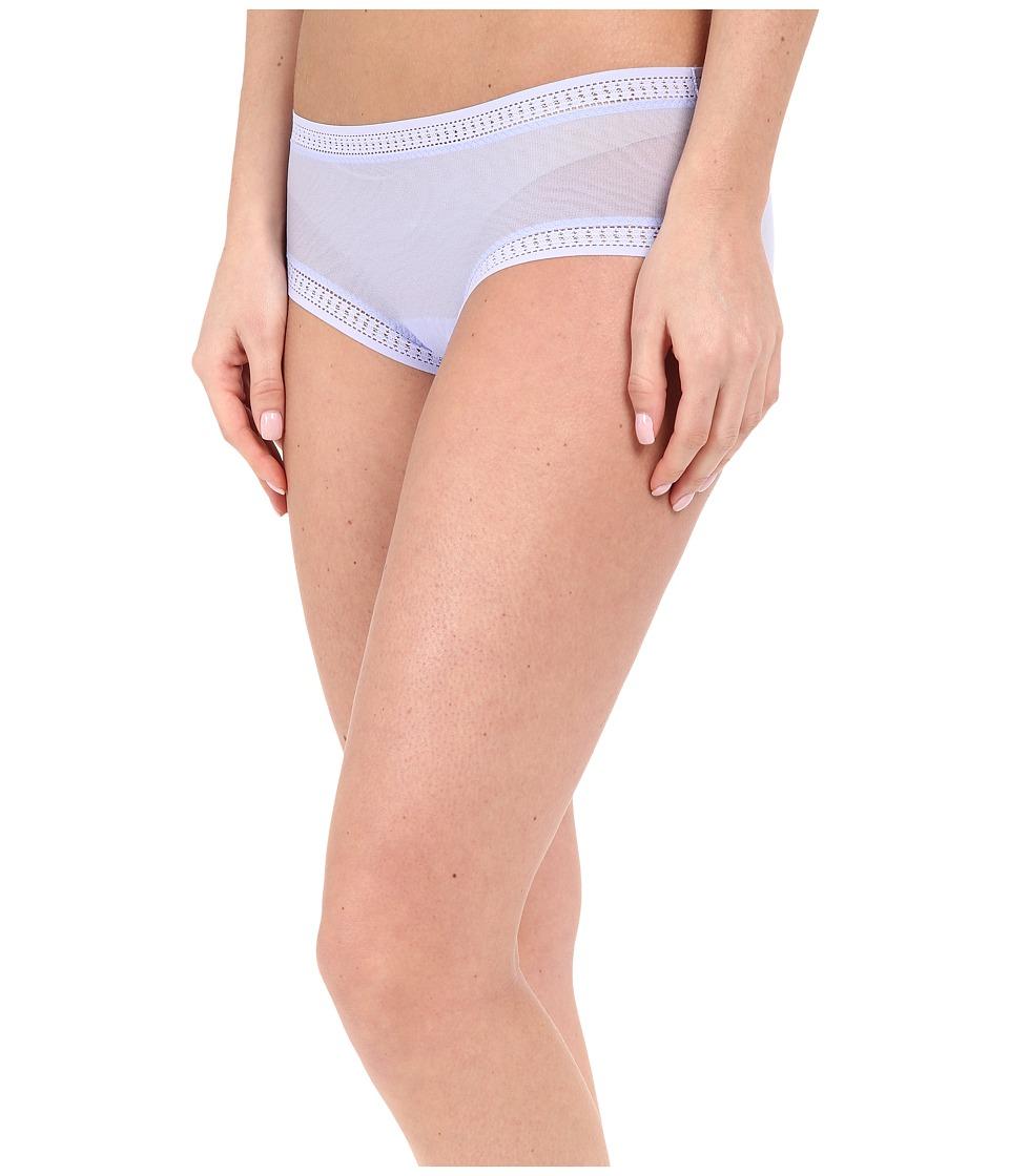 OnGossamer - Gossamer Mesh Boyshort (Blue Opal) Women's Underwear