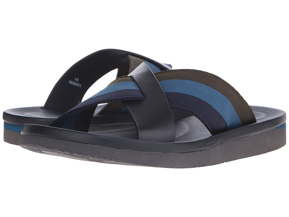 Paul Smith - Gain Stetson Sandal (Black) Men's Sandals