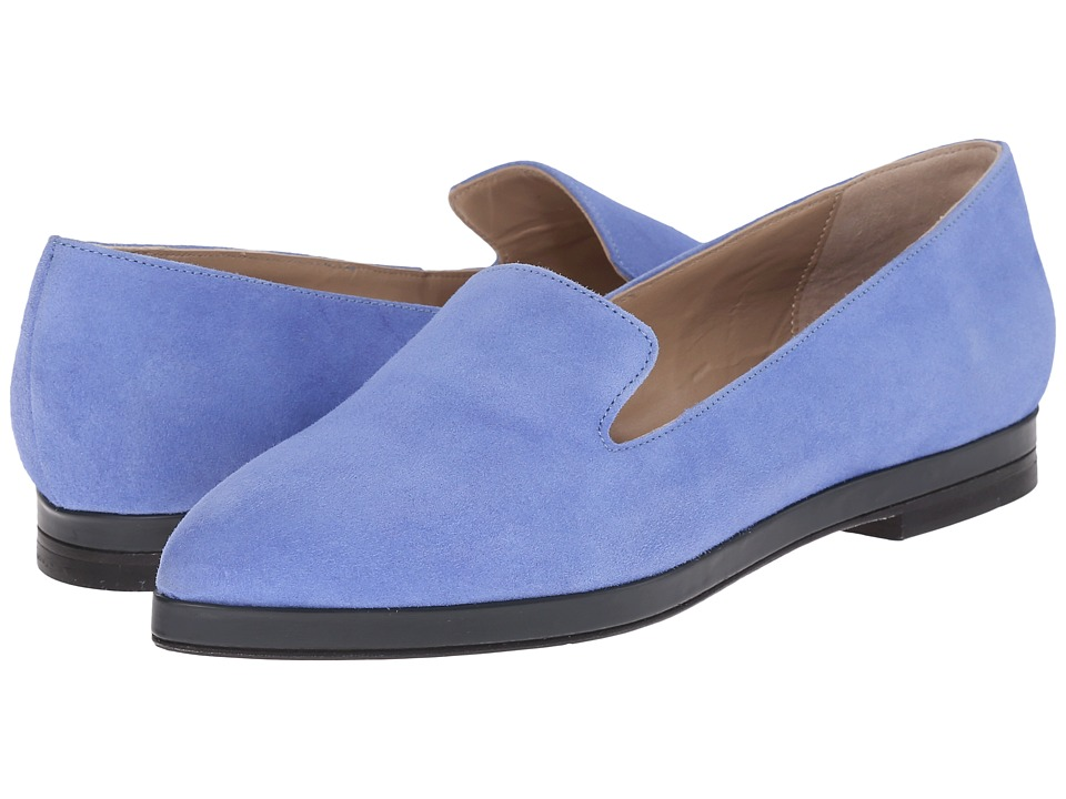 Paul Smith - Vern Cornflower Ante Camoscio (Blue) Women's Shoes