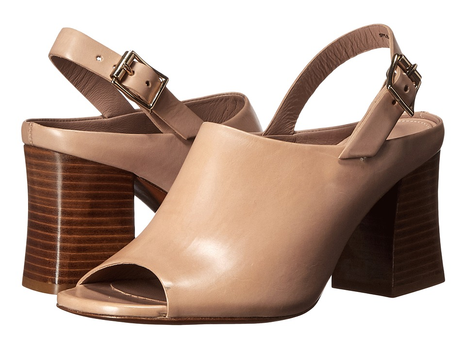 Paul Smith - Roe Putty Resina Strap Heel (Tan) Women's Shoes