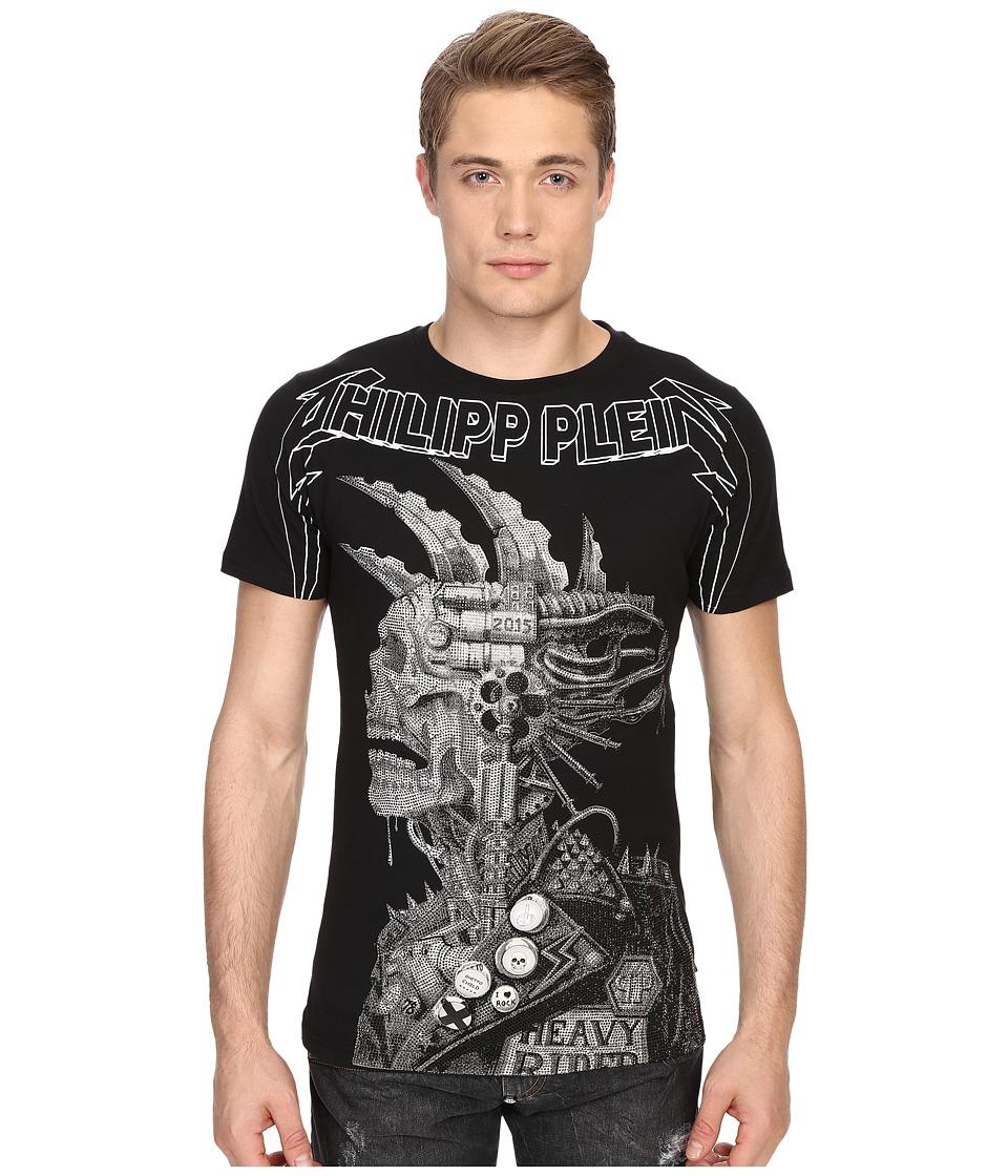 Philipp Plein - Progress T-Shirt (Black) Men's T Shirt