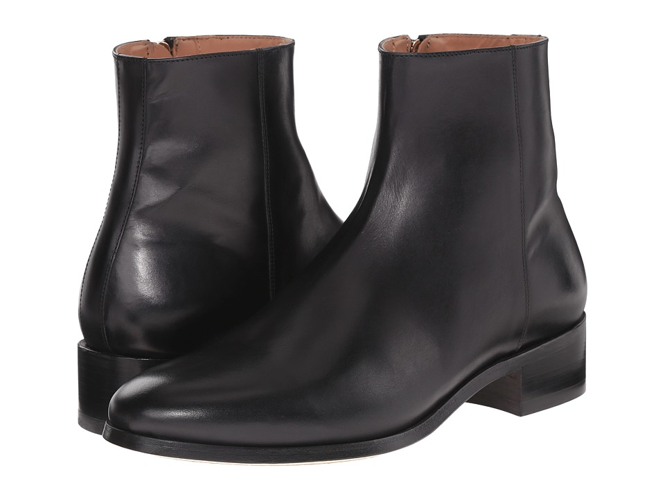 Paul Smith - Ollis Nero Etrusco Side Zip Boot (Black) Men's Boots