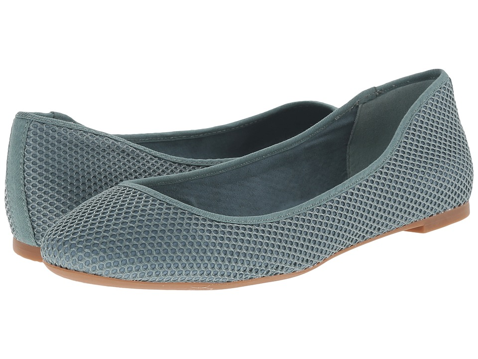 Nine West - Adorabl (Blue/Blue Fabric) Women's Slip on Shoes