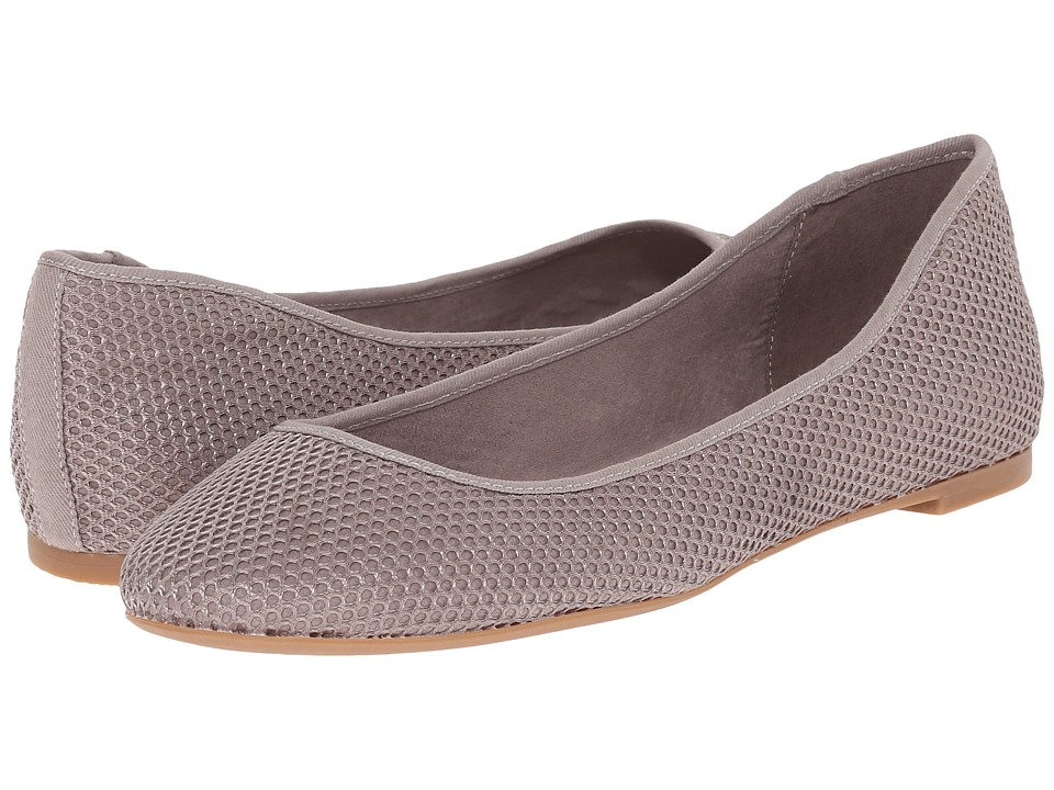 Nine West - Adorabl (Grey/Grey Fabric) Women's Slip on Shoes