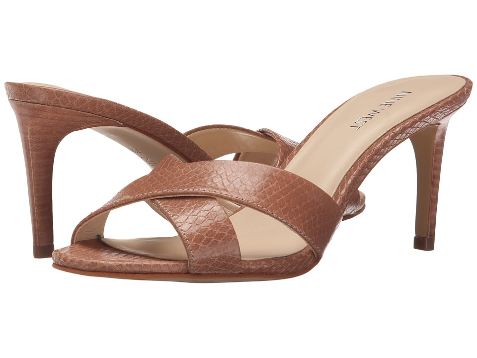 Nine West Allto (Natural Leather) Women