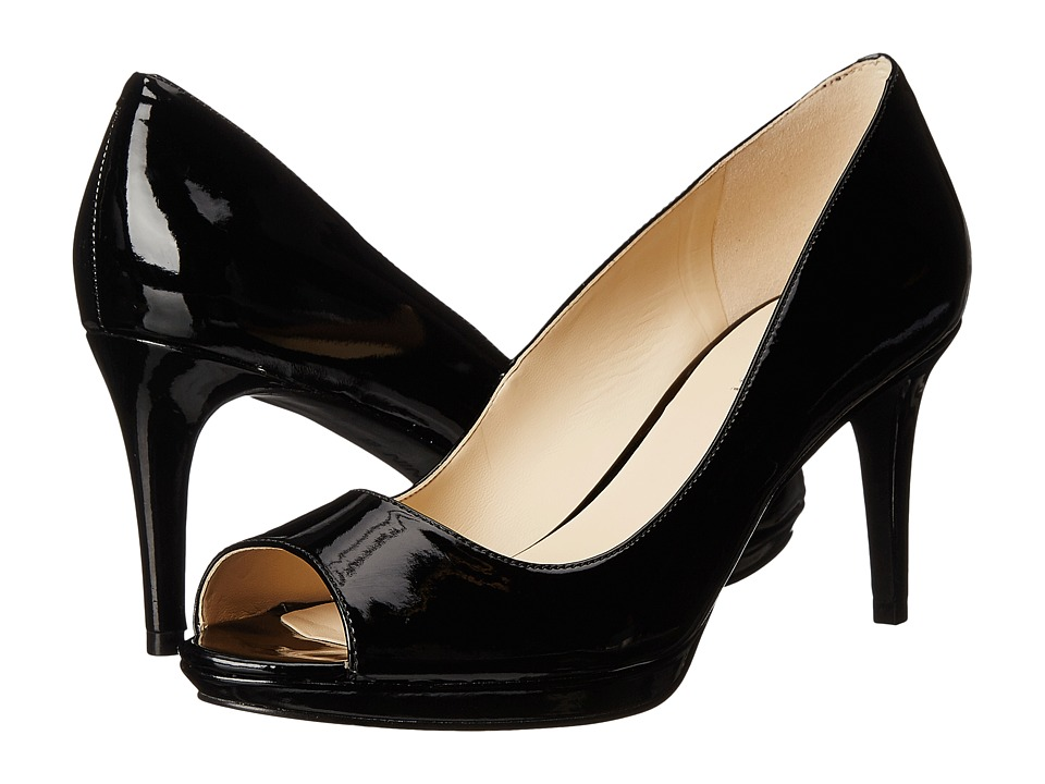 Nine West - Gelabelle (Black Synthetic) Women's Shoes
