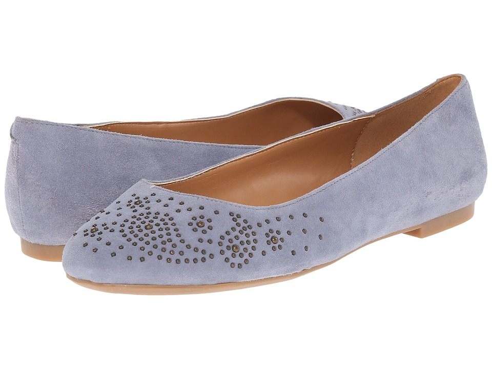 Nine West - Gemma (Blue Suede) Women's Shoes