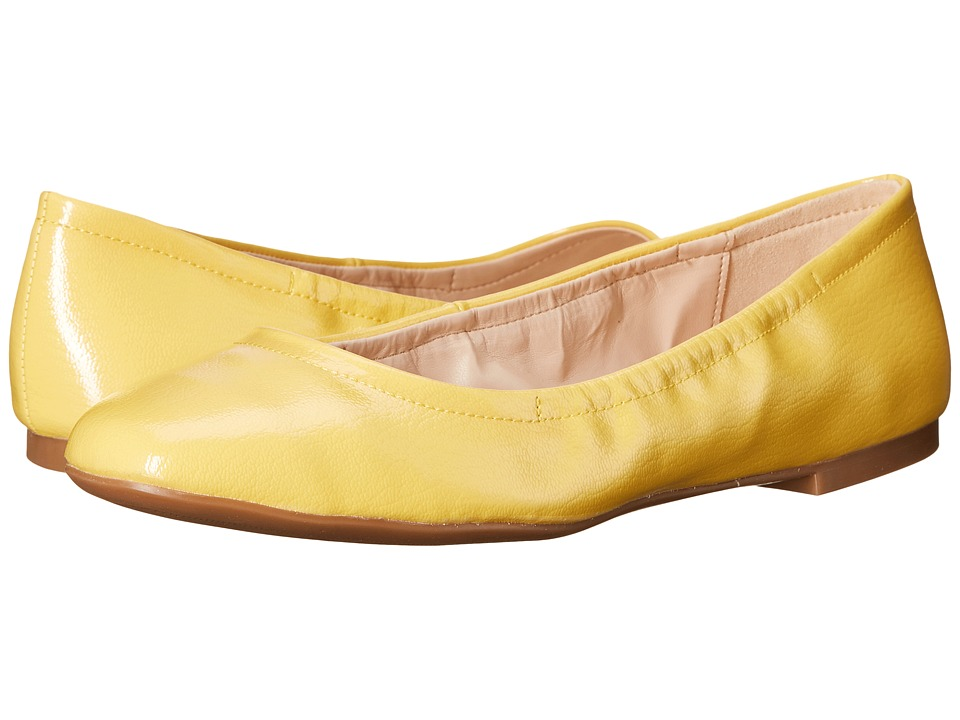 Nine West - Girlsnite (Yellow Synthetic) Women