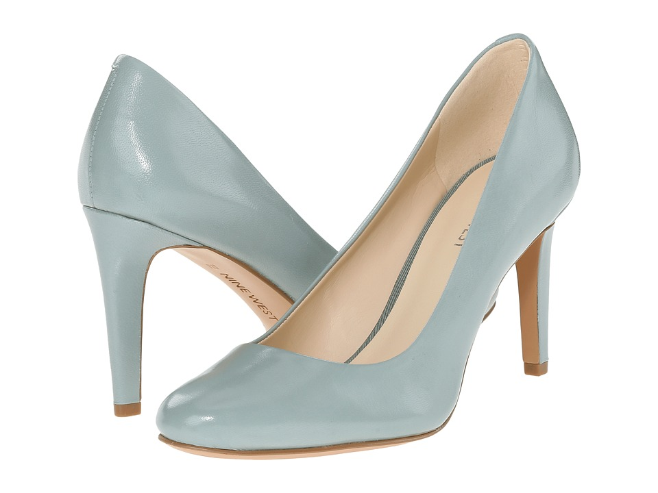 Nine West - Handjive (Green Leather) High Heels