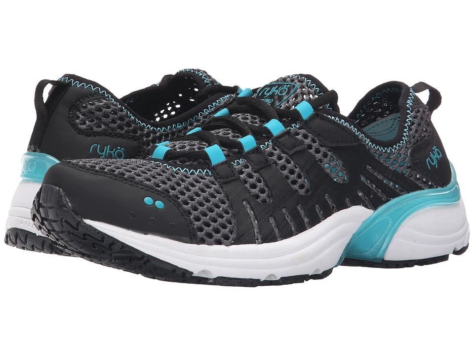 Ryka Hydro Sport 2 (Black/Iron Grey/Blue Bird) Women