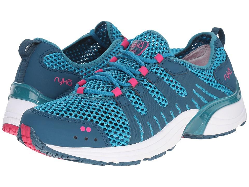 Ryka - Hydro Sport 2 (Enamel Blue/Blue Coral/Ryka Pink) Women's Shoes
