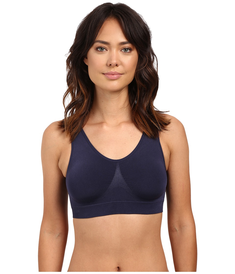 Wacoal - B-Smooth Bralette (Peacoat) Women's Bra