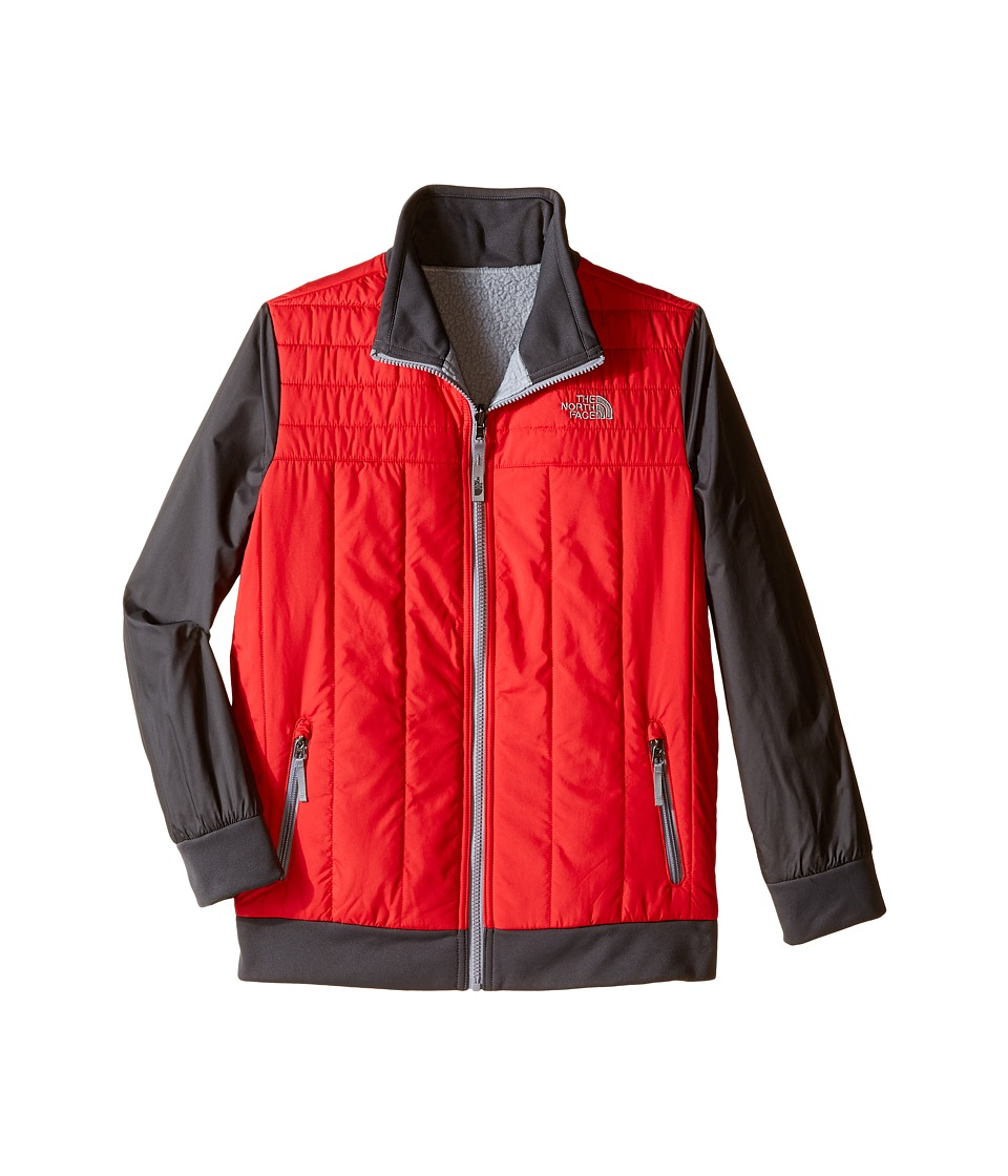 The North Face Kids - Reversible Yukon Jacket (Little Kids/Big Kids) (TNF Red) Boy's Coat