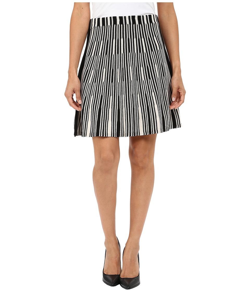 NIC+ZOE - Petite Melody Twirl Skirt (Multi) Women's Skirt