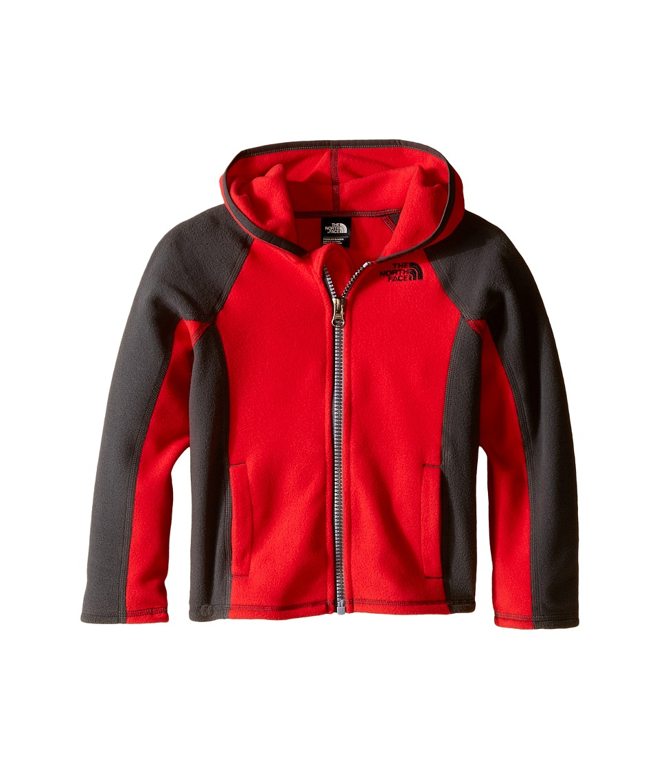 The North Face Kids - Glacier Full Zip Hoodie (Toddler) (TNF Red) Boy's Sweatshirt