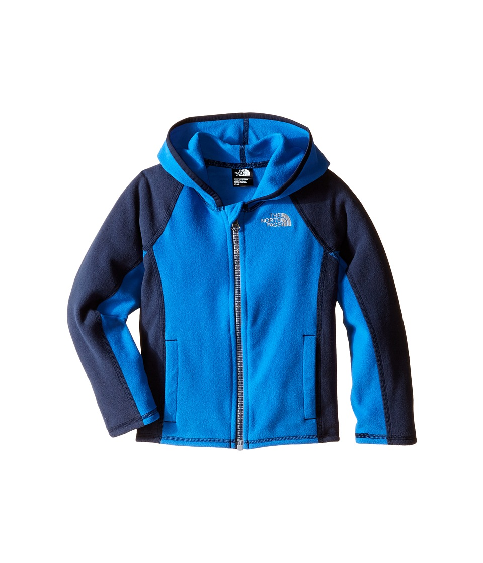The North Face Kids - Glacier Full Zip Hoodie (Toddler) (Jake Blue) Boy's Sweatshirt