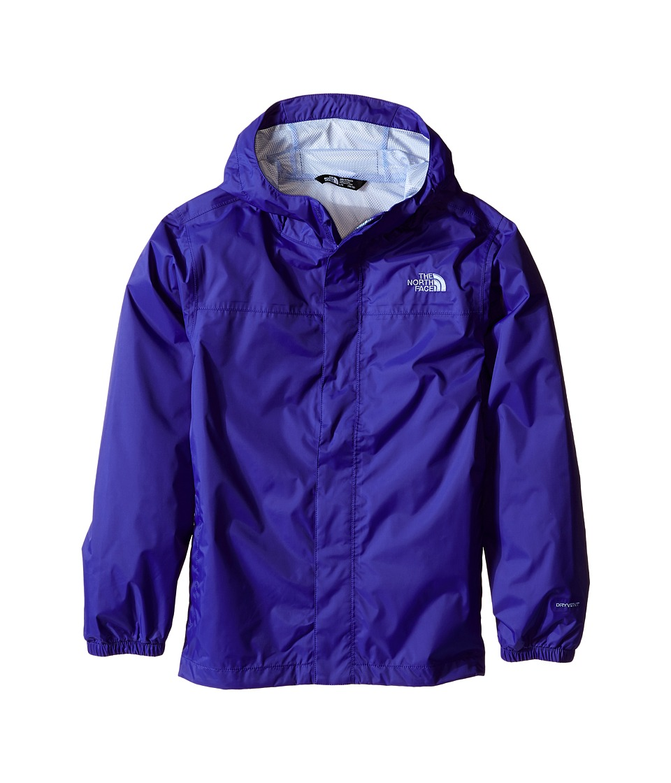 The North Face Kids - Girls' Zipline Rain Jacket (Little Kids/Big Kids) (Lapis Blue) Girl's Coat