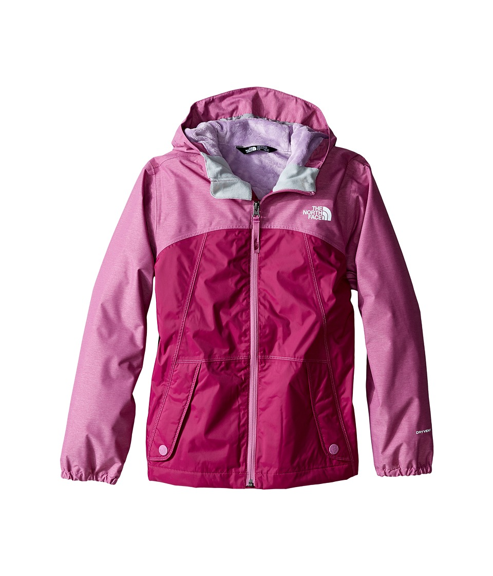 The North Face Kids - Warm Storm Jacket (Little Kids/Big Kids) (Roxbury Pink) Girl's Coat