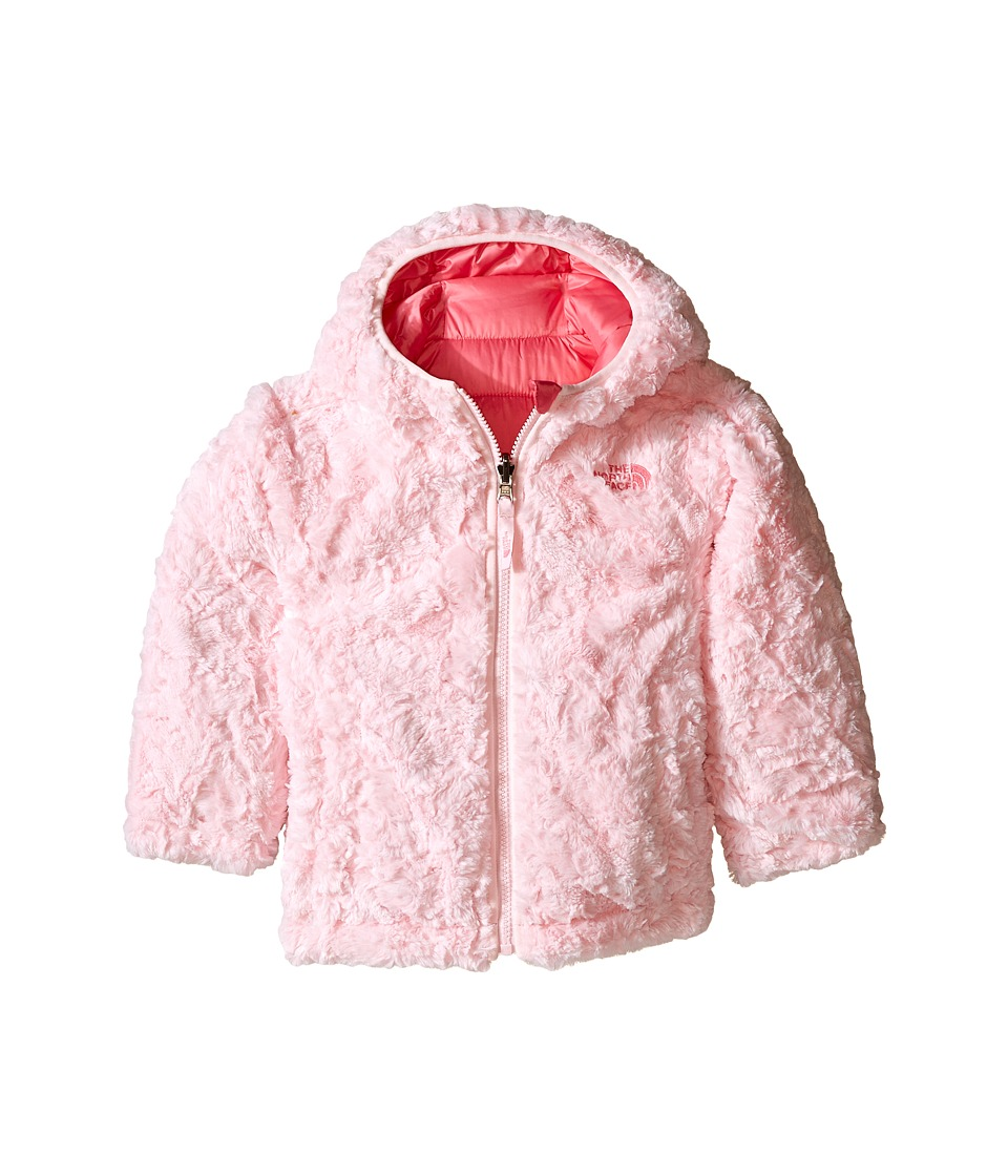 The North Face Kids - Reversible Mossbud Swirl Jacket (Toddler) (Cha Cha Pink) Girl's Coat