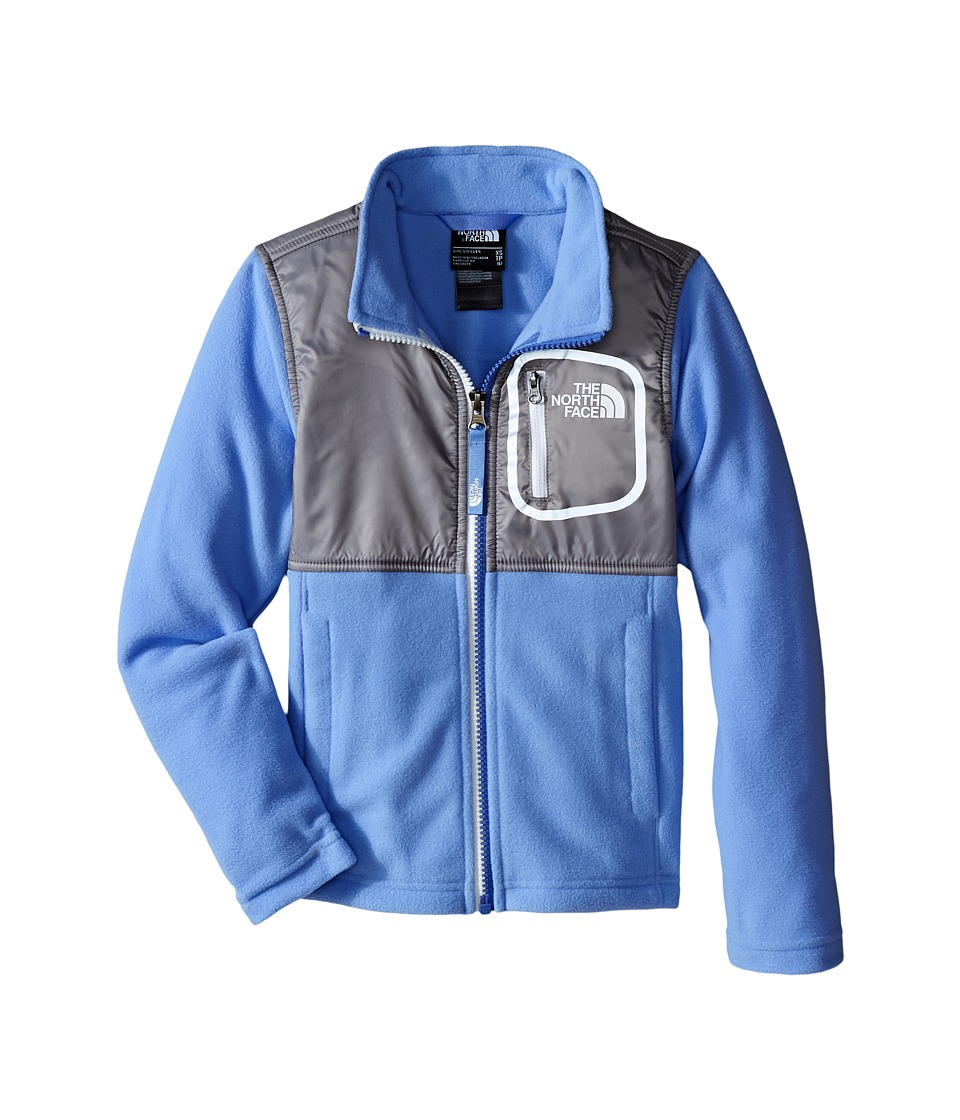 The North Face Kids - Glacier Track Jacket (Little Kids/Big Kids) (Grapemist Blue (Prior Season)) Girl's Coat