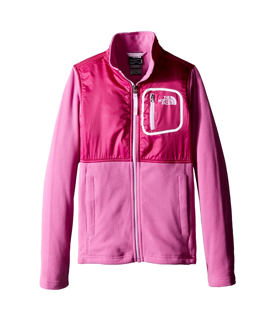 The North Face Kids - Glacier Track Jacket (Little Kids/Big Kids) (Wisteria Purple) Girl's Coat