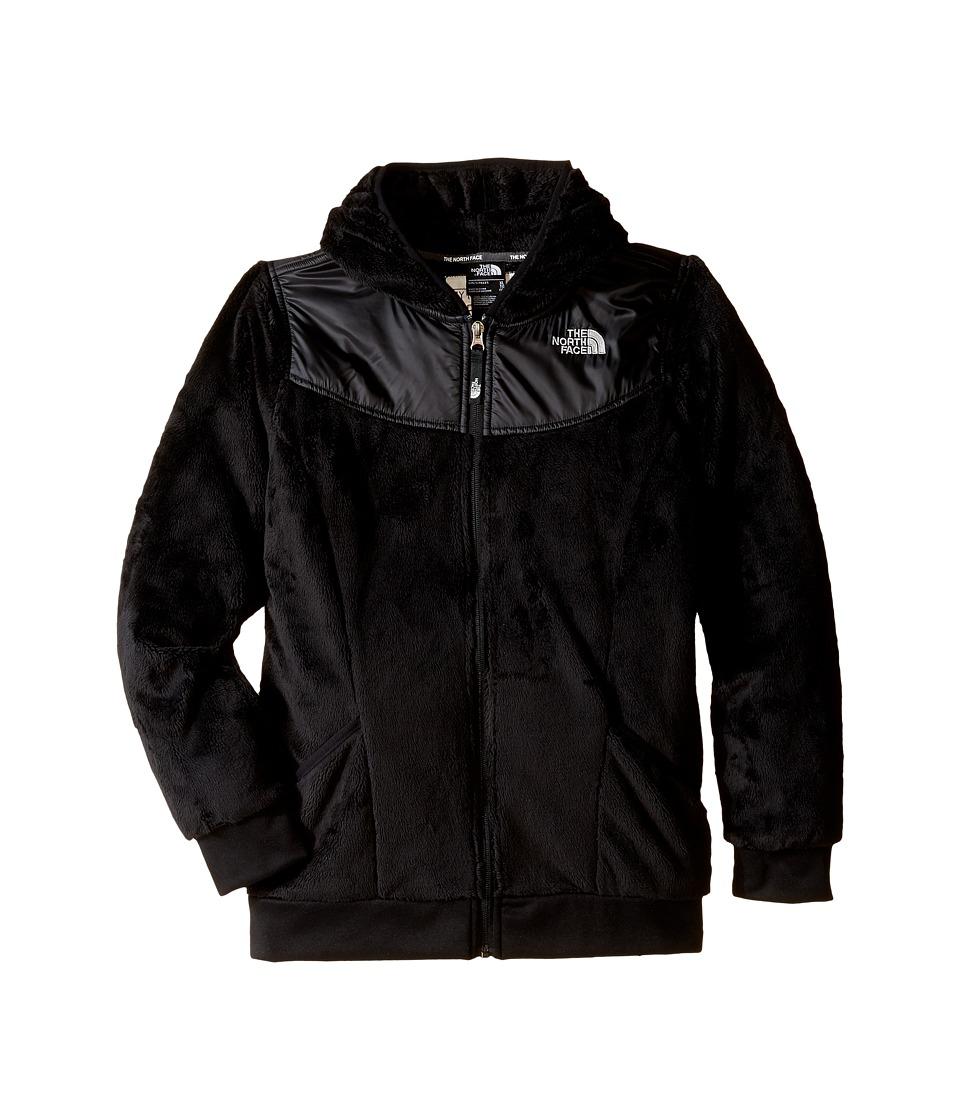 The North Face Kids - Oso Hoodie (Little Kids/Big Kids) (TNF Black (Prior Season)) Girl's Sweatshirt