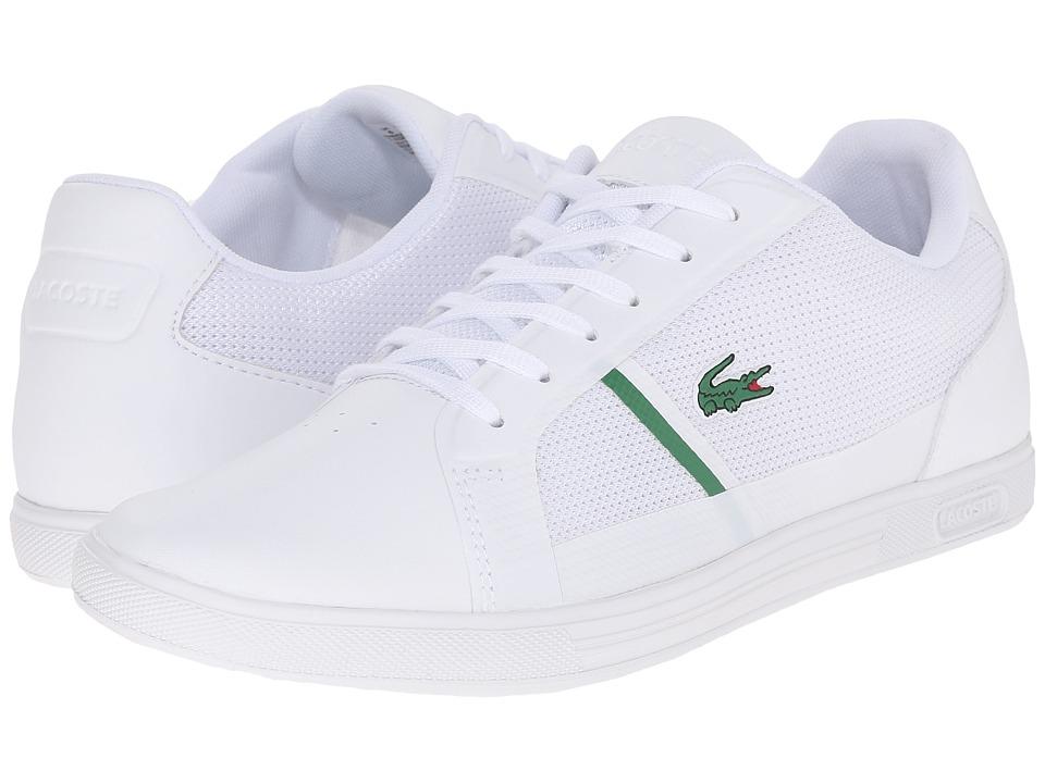 Lacoste - Strideur 116 1 (White) Men's Shoes