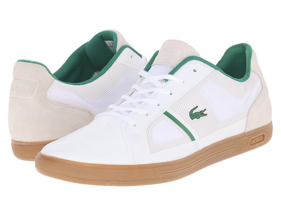 Lacoste Strideur 116 2 (White/Dark Green) Men