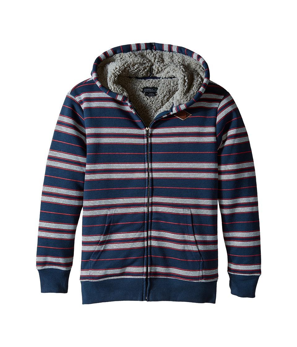 O'Neill Kids - Sasquatch Hoodie (Big Kids) (Navy) Boy's Sweatshirt
