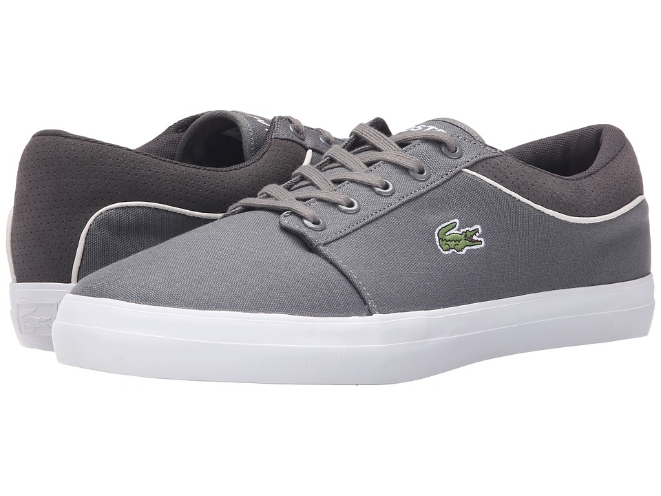 Lacoste - Vaultstar Remix 116 1 (Dark Grey) Men's Shoes